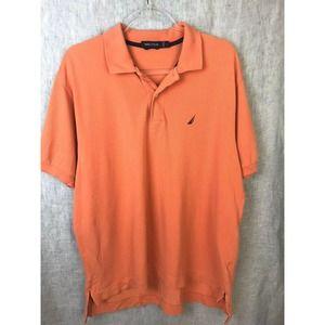 Nautica Polo Shirt Golf Tennis